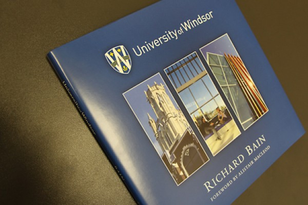 University of Windsor photo book