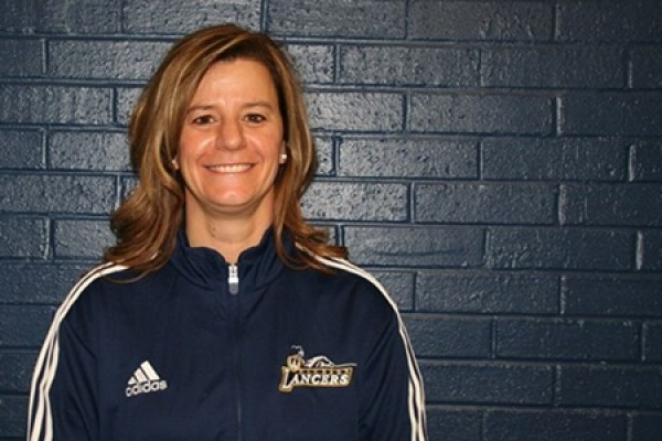 Stacey Ditchfield is a new assistant coach of the Lancer women's soccer team.