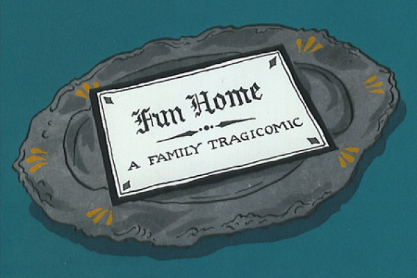 "cover of ""Fun Home"""