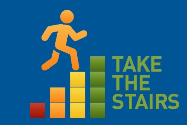 poster image: Take the Stairs Challenge