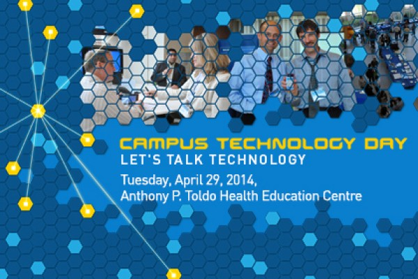 Campus Technology Day design