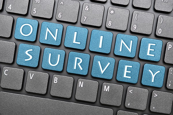 keyboard: Online Survey