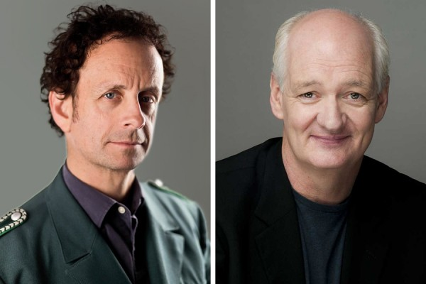 Kevin McDonald and Colin Mochrie