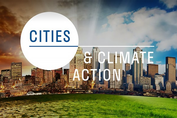 logo Cities and Climate Action Forum