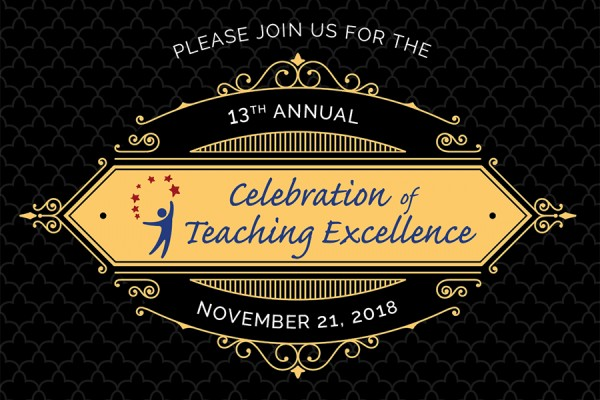 Celebration of Teaching Excellence