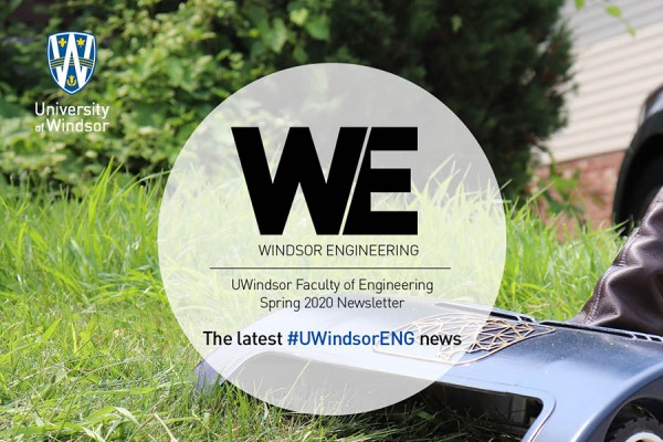 Faculty of Engineering's spring newsletter