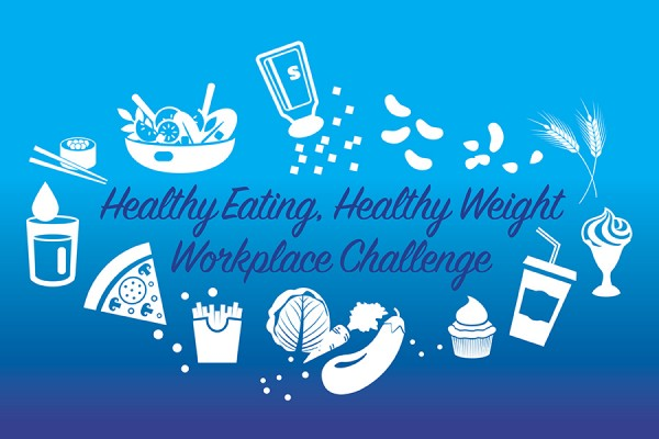 A workplace wellness campaign through June and July encourages UWindsor employees to follow healthy eating habits.