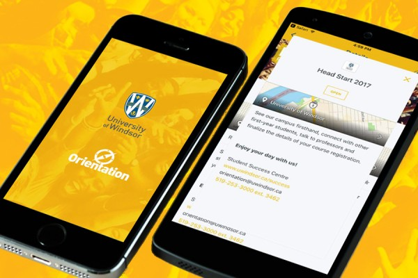 University of Windsor Guides app