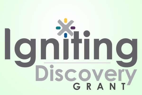 Igniting Discover Grant logo