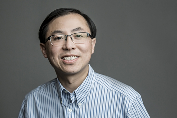 Chemistry professor Kenneth Ng