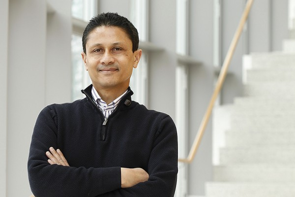 UWindsor engineering professor Narayan Kar