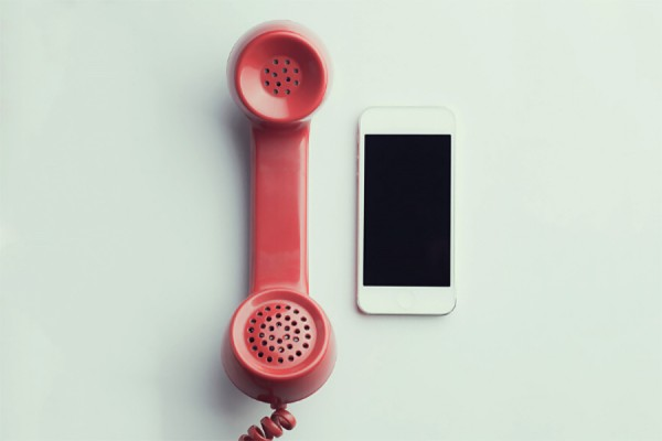 telephone handset and smartphone