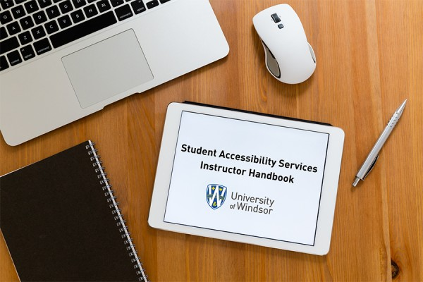 Student Accessibility Instructor Handbook