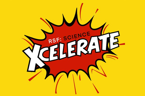 RSF: Science Xcelerate logo