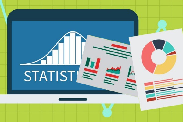 Statistics software and graphs