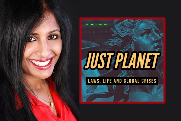 Sukanya Pillay, Just Planet logo