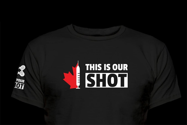 "The ""This is Our Shot"" T-shirt"