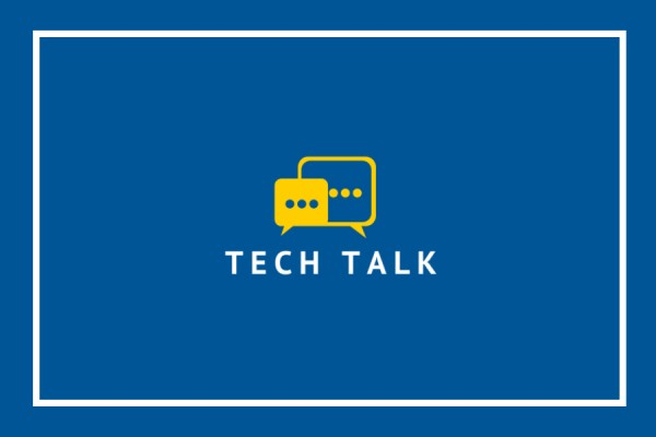 logo for Tech Talk