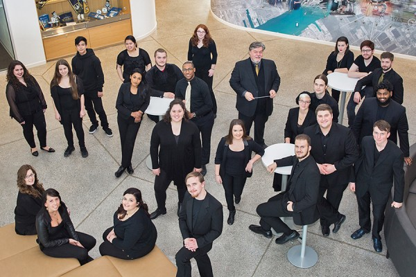 UWindsor Chamber Choir