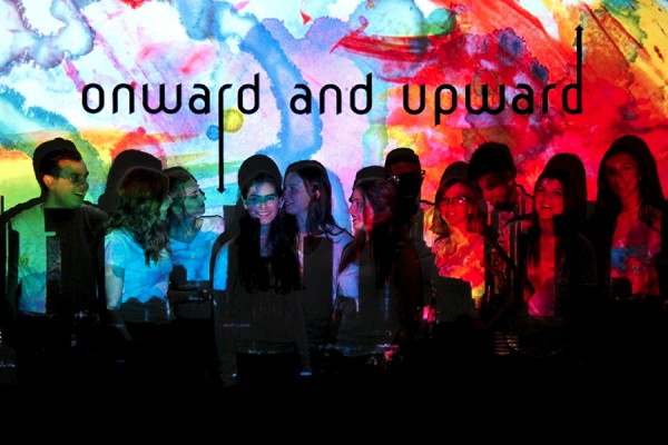 Onward and Upward poster image