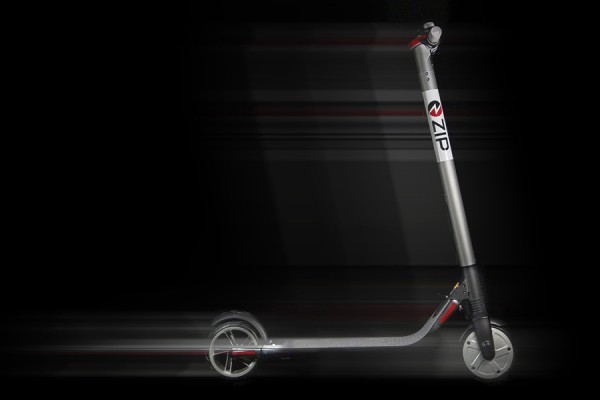 Zip Dockless e-scooter