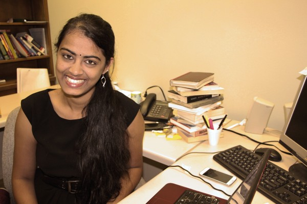 Yashasvini Rajeswar has recently completed a UWindsor research internship exploring the role of religion and politics on a global scale.