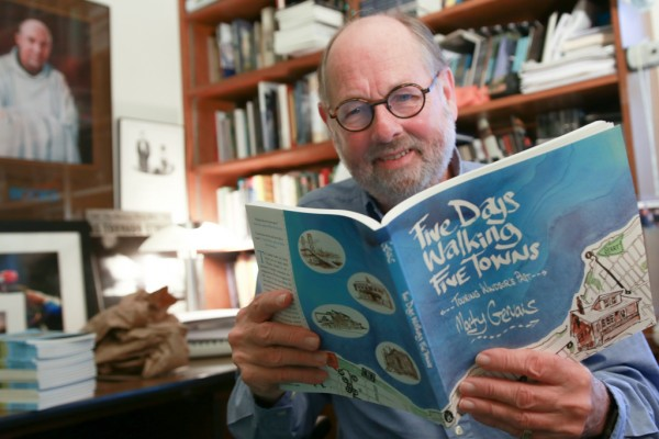 UWindsor instructor and author Marty Gervais has released a new book where he explores Windsor's five original towns on foot.