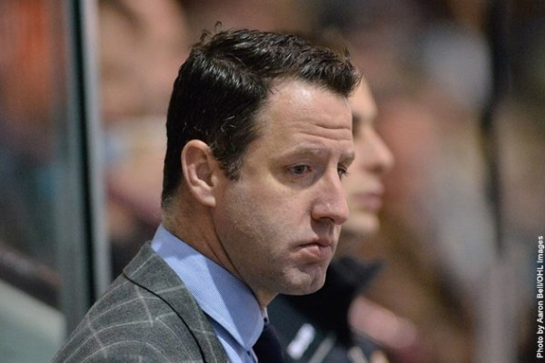 Andy Delmore joins the Lancer men's hockey team's coaching staff for the 2015-16 season